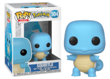 Funko Pop! Pokémon: Squirtle #504