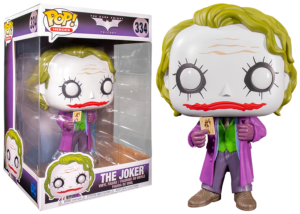 Funko Pop! DC Comics: 10 Inch Joker #334