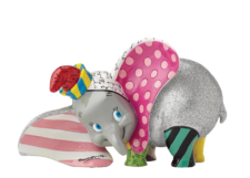 Disney Britto: Dumbo Figurine