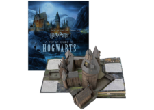 Harry Potter 3D Pop-Up Guide to Hogwarts