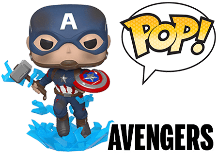 Funko Pop Avengers Marvel