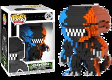 Funko Pop! Alien: 8-Bit Xenomorph #24