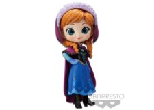 Q-Posket: Frozen - Anna with Hat (A)
