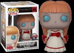 Funko Pop! Annabelle Creation: Annabelle #469