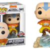 Funko Pop! The Last Airbender: Aang on Airscooter #541