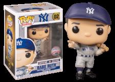 Funko Pop! Babe Ruth #02