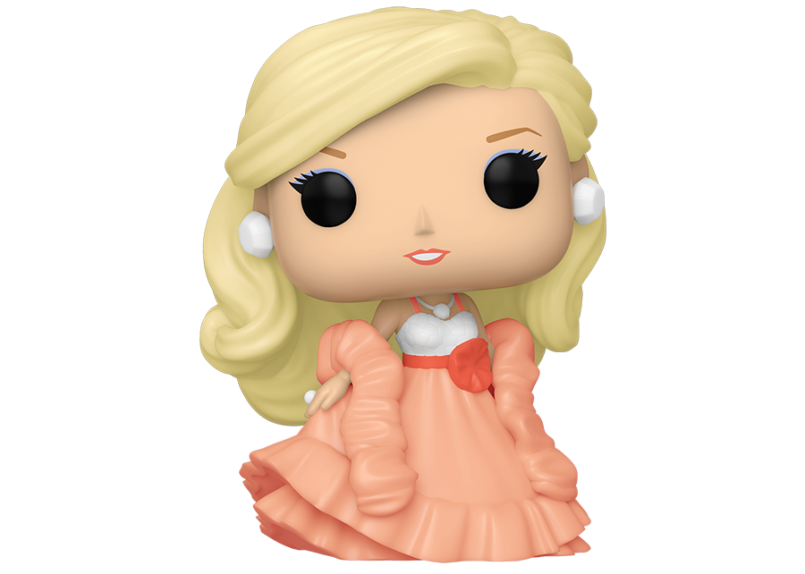 Funko Pop! Barbie: Peaches N Cream Barbie