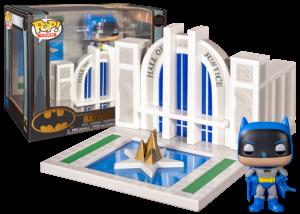 Funko Pop! Town DC Comics: Batman w/ Hall of Justice #09