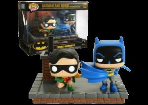Funko Pop! DC Comics: Batman and Robin #281