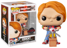 Funko Pop! Child's Play 2: Chucky with Scissors #841
