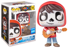 Funko Pop! Coco: Miguel with Guitar (WonderCon) #741