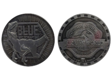 Collectable Coin: Jurassic World: Blue