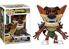 Funko Pop! Crash Bandicoot: Tiny Tiger #533