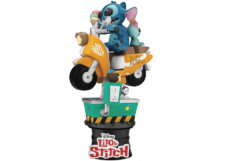 Beast Kingdom D-Stage: Stitch Coin Ride