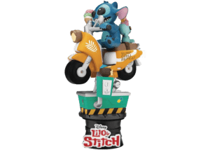 Beast Kingdom D-Stage: Stitch Coin Ride