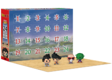 Funko Pocket Pop! DragonBall Z Advent Calendar