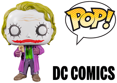 Funko Pop DC Comics
