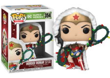 Funko Pop! DC Holiday: Wonder Woman #354