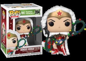 Funko Pop! DC Holiday: Wonder Woman #354