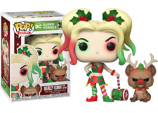 Funko Pop! DC Holiday: Harley Quinn #357