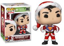 Funko Pop! DC Holiday: Superman #353