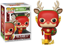Funko Pop! DC Holiday: The Flash #356