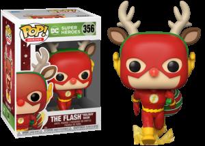 Funko Pop! DC Holiday: The Flash #356