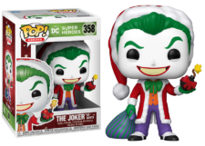 Funko Pop! DC Holiday: The Joker #358