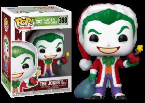 Funko Pop! DC Holiday: The Joker #358