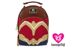 Loungefly: Wonder Woman: Mini Backpack