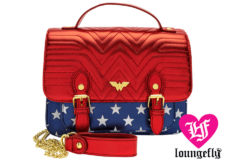 Loungefly: Wonder Woman Crossbody Bag