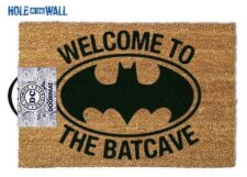 Doormat: DC Comics - Welcome to the Batcave