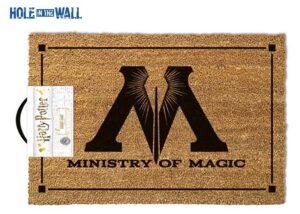 Doormat: Harry Potter - Ministry of Magic