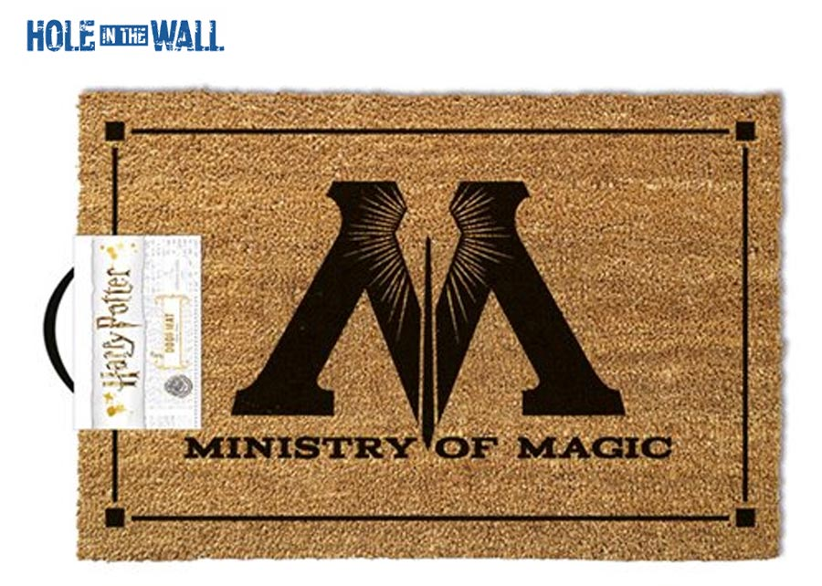 Doormat: Harry Potter - Ministry of Magic