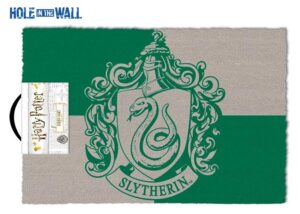 Doormat: Harry Potter - Slytherin