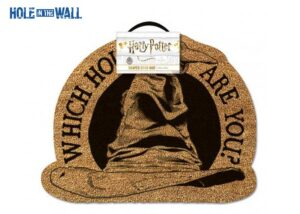 Doormat: Harry Potter - Sorting Hat