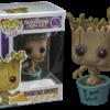 Funko Pop! Guardians of the Galaxy: Dancing Groot #65