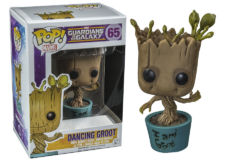Funko Pop! Guardians of the Galaxy: Dancing Groot #65