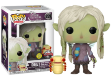 Funko Pop! The Dark Crystal: Deet with Wings (GitD) #859