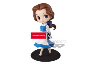 Q-Posket: Beauty and the Beast: Belle