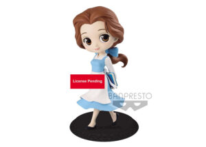 Q-Posket: Beauty and the Beast: Belle (B)