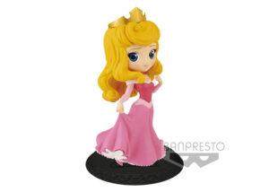 Q-Posket: Sleeping Beauty - Aurora (pink dress)