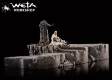 WETA: The Hobbit: Dol Guldur Diorama