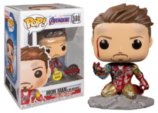 Funko Pop! Avengers Endgame: I Am Iron Man #580