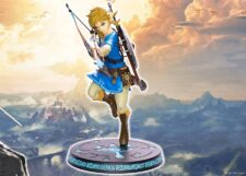 First 4 Figures: Breath of the Wild Link