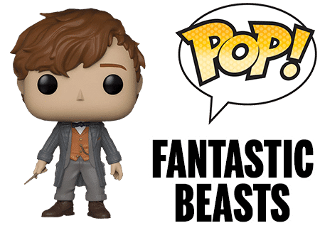 Funko Pop Fantastic Beasts and Where to Find Them