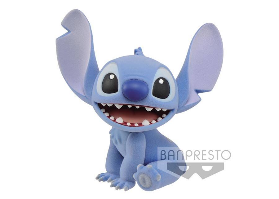 Fluffy Puffy: Lilo and Stitch: Stitch
