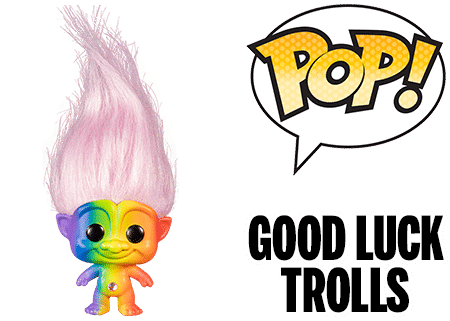Funko Pop Good Luck Trolls