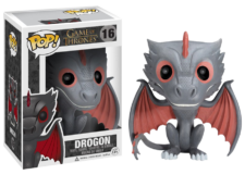 Funko Pop! Game of Thrones: Drogon #16