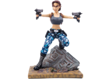 Gaming Heads: Tomb Raider III Statue